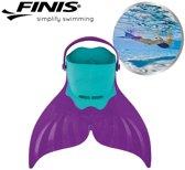 Finis Mermaid Swim Fin - Paradis Purple - Zeemeermin Zwemvliezen - Flippers