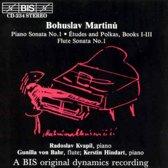 Piano Sonata No.1/Etudes