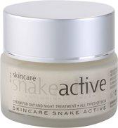 Slangengif Crème tegen Huid Veroudering - 50 ml | Gezichtcrèmes | Anti-veroudering | Dagcrème | Gezichtsverzorging