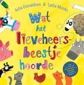 Wat het lieveheersbeestje hoorde