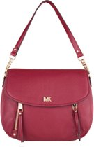 Michael Kors Schoudertassen Evie Medium Shoulder Flap Rood