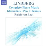 Lindberg: Complete Piano Music