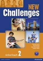 New Challenges 2 Active Teach