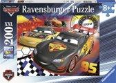 Ravensburger puzzel Disney Cars. Op het parcours - Legpuzzel - 200 stukjes