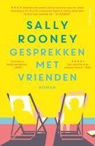 Boek cover Gesprekken met vrienden van Sally Rooney (Paperback)