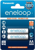 Sanyo BK-3MCCE/2BE household battery Rechargeable battery Nikkel-Metaalhydride (NiMH)