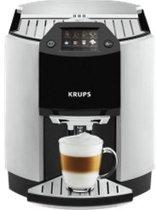 Krups EA 9010 Vrijstaand Volledig automatisch Espressomachine 1.7l Zwart, Wit koffiezetapparaat