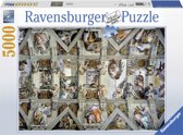 Ravensburger Sixtijnse Kapel 5000