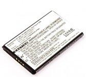 Battery ALCATEL OT 995, Li-ion, 3,7V, 1750mAh, 6,5Wh