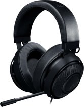 Razer Kraken Pro V2 Oval - Over Ear - Gaming Headset - PS4 + Xbox One + PC + MAC - Zwart