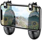 Cover van de game Smartphone Game Knoppen/ Game Trigger + Game handles/Gamepad – PUBG - Fortnite - L1 en R1 - grenade