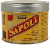 SAPOLI BOENWAS VAST DONKERE EIK  450 ML ERES 38135