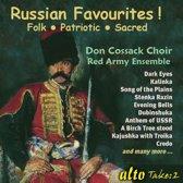 Russian Favourites! Folk Patriotic
