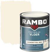 Rambo Pantserlak Vloer Dekkend Zg Ral9001-0,75 Ltr