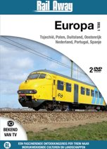 Rail Away - Europa deel 1 (2 dvd)