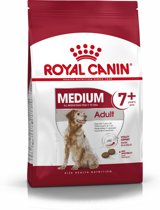 Royal Canin Medium Adult 7+ - Hondenvoer - 15 kg + 3 kg