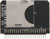 SD / SDHC / MMC naar 2,5-inch 44-pins Male IDE-adapterkaart
