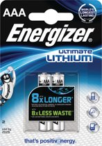 ENERGIZER Ultimate Lithium Micro AAA LR 03 1,5V