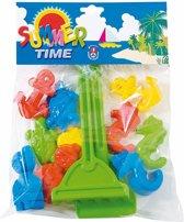 Zandbak speelsetje 12 delig - zand speelgoed