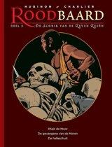 Roodbaard, de schrik van de zeven zeeën 6 - Khaïr de Moor ; De gevangene van de Moren ; De helleschuit ; De cobra