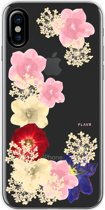 Flavr iPlate Real Flower Grace for iPhone X/Xs
