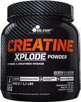 Creatine Xplode 500gr Orange