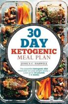 30 Day Ketogenic Meal Plan