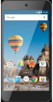 General Mobile Android One GM5 - 16 GB - Dual Sim - Zwart