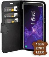 Valenta Zwart Booklet Classic Luxe Samsung Galaxy S9
