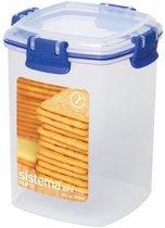Sistema Klip it Voorraaddoos - 'Cracker' Koekjesdoos - Middelmaat