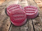 McCall's Candles Wax Melt Button Crushed Velvet 3 stuks