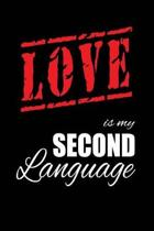 Love Is My 2nd Language