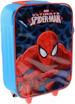 SPIDER-MAN Trolley Kinder Koffer Vakantie Handbagage Spiderman