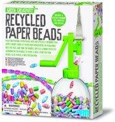 4M Green Creativity - Gerecycleerde Papieren Kralenketting