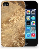Apple iPhone 4 | 4s TPU Hoesje Design Marmer