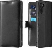 Samsung Galaxy Note 10 hoesje - Dux Ducis Kado Wallet Case - Zwart