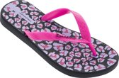 Ipanema Classic VI Kids Slippers - Black/Pink - Maat 31/32