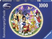 Ravensburger Wonderful World of Disney Ronde Puzzel