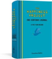 The Happiness Project One-sentence Journal / Meerjarendagboek