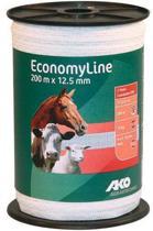 Ako Lint Economyline Wit 12,5mm 200mtr.