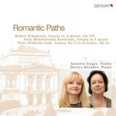 Romantic Paths - Werke..