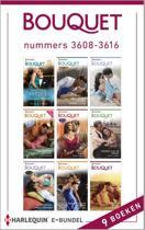 Bouquet e-bundel nummers 3608-3616, 9-in-1