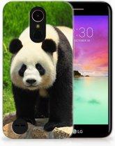 LG K10 2017 TPU Hoesje Design Panda
