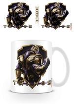 AVENGERS ENDGAME - Mug - 315 ml - Thanos Warrior
