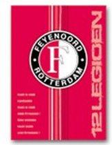 Feyenoord Collegeblok A4