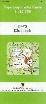 Mosbach 1 : 25 000