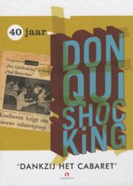 40 jaar Don Quishocking (incl. video) (mp3-download luisterboek, dus geen fysiek boek of CD!)