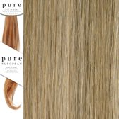 Pure Clip in Remy Hair Extentions 45 cm Colour P16/22