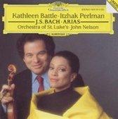 The Bach Album / Battle, Perlman, Orchestra of St. Luke's