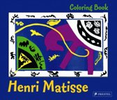 Coloring Book Henri Matisse